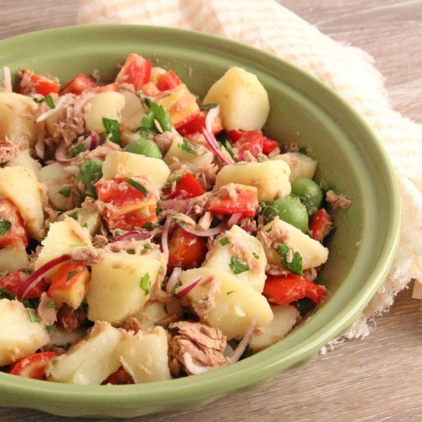 Potato and Tuna Salad