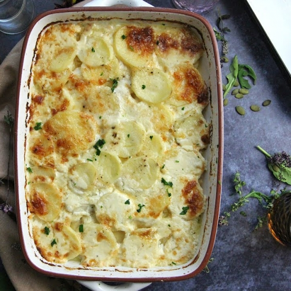 Ultimate Potato Gratin